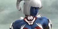 FanChar:Demon Sanya:Angelina