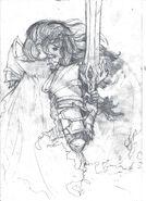 Gwendolyn sketch by manga denise-d705i5w