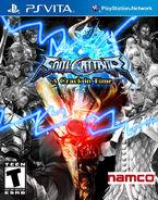 Soulcalibur- A Crack in Time (PS Vita)