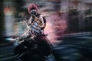 Black Ninja SC5 Battle 12