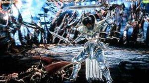 Soul Calibur V EdgeDragon vs Leandra