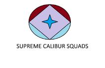 Supreme Calibur Squads Organization Symbols Logo
