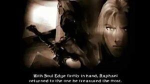 Soul Calibur 2 - Raphael Ending HQ
