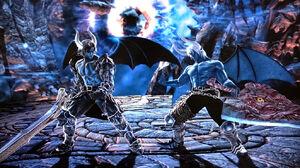Demon Sanya Vs Abigor