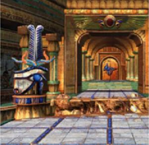 Egyptian Crypt