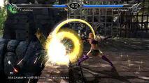 Lexa (Human Form) Battle 04