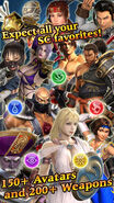 Soul Calibur Unbreakable Soul 2