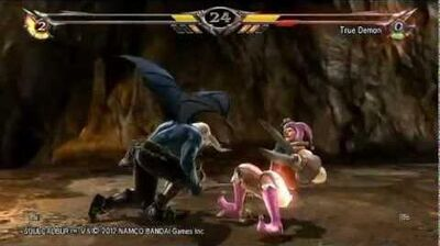 True Demon Sanya Vs (Voldo)