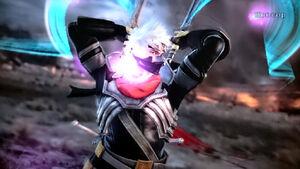 Black Ninja Battle 08