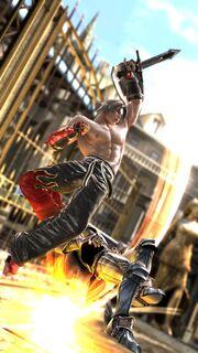 Tekken Costume (4)