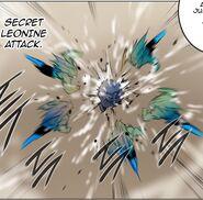 Cartel wiki-Gerios leonine attack