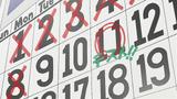 Soul Eater Episode 14 - Maka's calendar