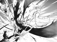 Soul Eater Chapter 112 - Maka defeats Asura