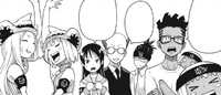 Soul Eater Chapter 100 - Spartoi respond to Kid's request