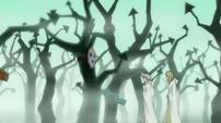 Soul Eater Episode 44 HD - Medusa's forest 4