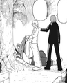 Soul Eater Chapter 21 - Young Spirit stops Young Stein