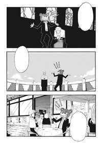 Soul Eater Chapter 69 - Tezca and Justin