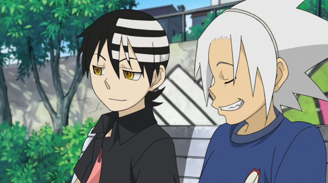 File:Soul Eater Episode 31 HD - Kid and Soul chat 40.png