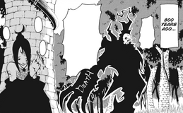 Soul Eater Chapter 26 - Old Death hunts for Arachen in Loew