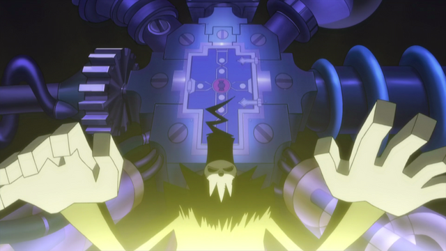 File:Episode 47 - Lord Death starts to transforms Death City.png