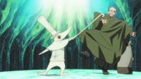 Soul Eater Episode 17 - Ox and Excalibur 6