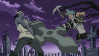 Episode 3 - Sid hits Black Star with his tombstone