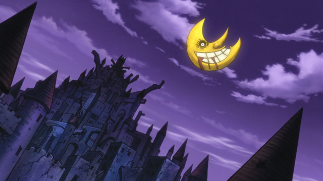 File:Soul Eater Episode 24 HD - Death City aftermath.png