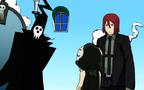 Death and Spirit make a deal with Medusa