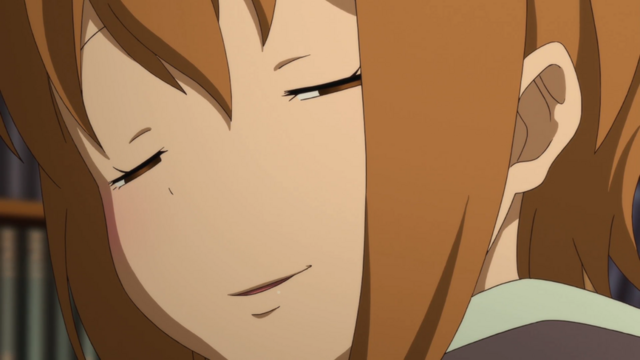 File:Soul Eater NOT Episode 10 HD - Meme smirks.png