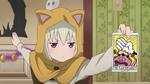 Soul Eater NOT Episode 10 HD - Kana shows the Banishment Tarot Card