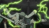 Soul Eater Episode 45 HD - Maka and Crona vs Medusa (59)