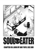 Soul Eater Chapter 89 - Cover