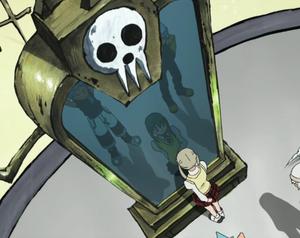Death Room Mirror