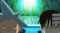 Soul Eater Episode 9 HD - Black Star and Kid leave Excalibur