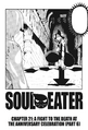 Soul Eater Chapter 21 - Cover