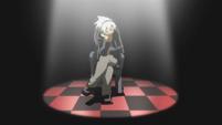 Soul Eater Episode 45 HD - Soul Evans in Black Room (1)