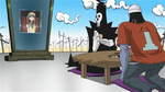 Soul Eater Episode 37 HD - Maka calls Lord Death