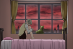 Soul Eater Episode 41 - Maka's bedroom