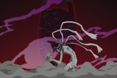 Soul Eater Episode 51 SD - Asura seizes Maka