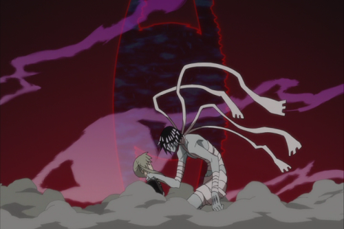 File:Soul Eater Episode 51 SD - Asura seizes Maka.png