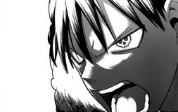 Kid's Shinigami eyes