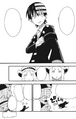 Soul Eater Chapter 99 - Kid puts on armband