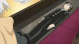 Soul Eater Episode 14 - Kid collapses