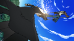 Soul Eater Episode 27 HD - Justin blocks Giriko's saws