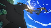 Soul Eater Episode 27 HD - Justin blocks Giriko's saws