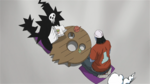Soul Eater Episode 37 HD - Lord Death and Sid speak (2)