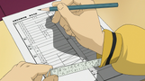 Soul Eater Episode 14 - Soul's cheat sheet