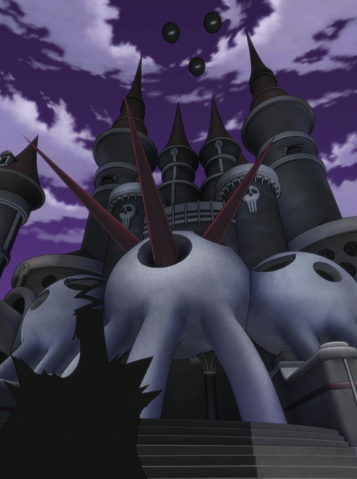 File:Soul Eater Episode 24 HD - DWMA stitched.png