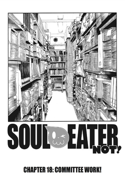 Soul Eater NOT Committee Work - Cover
