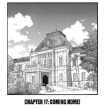 Soul Eater NOT Chapter 17 - Cover